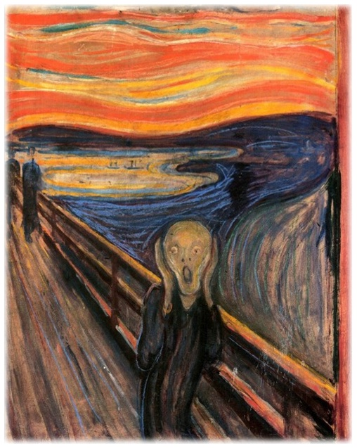 The Scream; a universal cry of despair? | Signposts 02