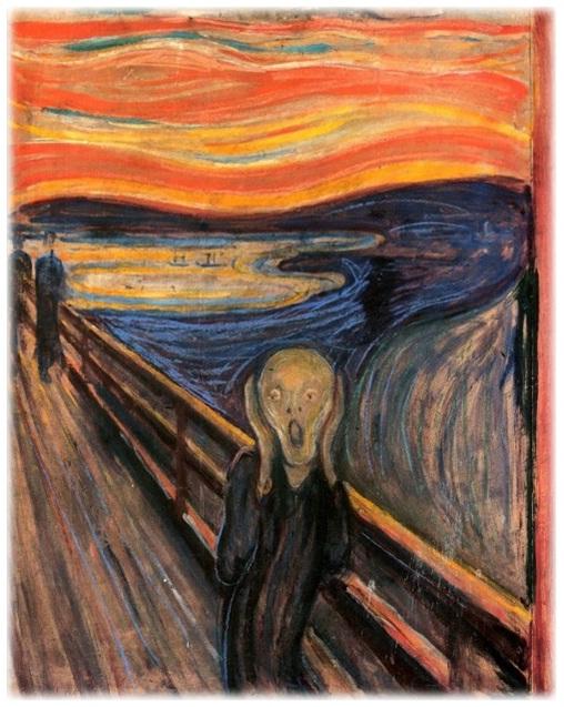 Edvard Munch The Scream - Lessons - Tes Teach